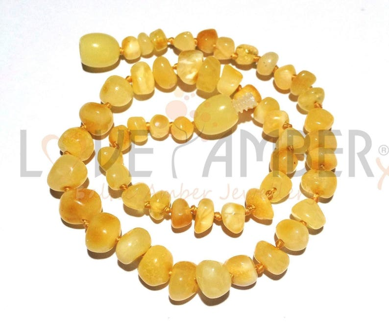 876179d983031 Amber Necklace Jewelry & Baby Teething Store, Baltic Amber, Genuine, Love  Amber, Child, Butterscotch, polished, Ambrosia, Safety Knotted, UK