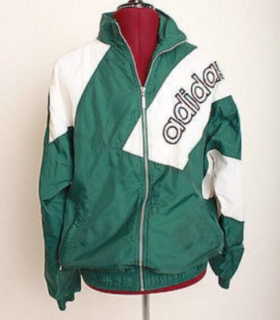 Vintage Adidas Jacket - Adidas Sportswear Athletic