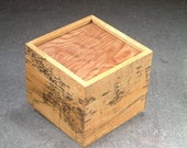 Myrtle Box with Redwood t...
