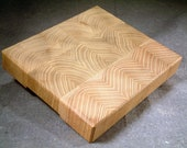 Yellow Heart End Grain Cu...