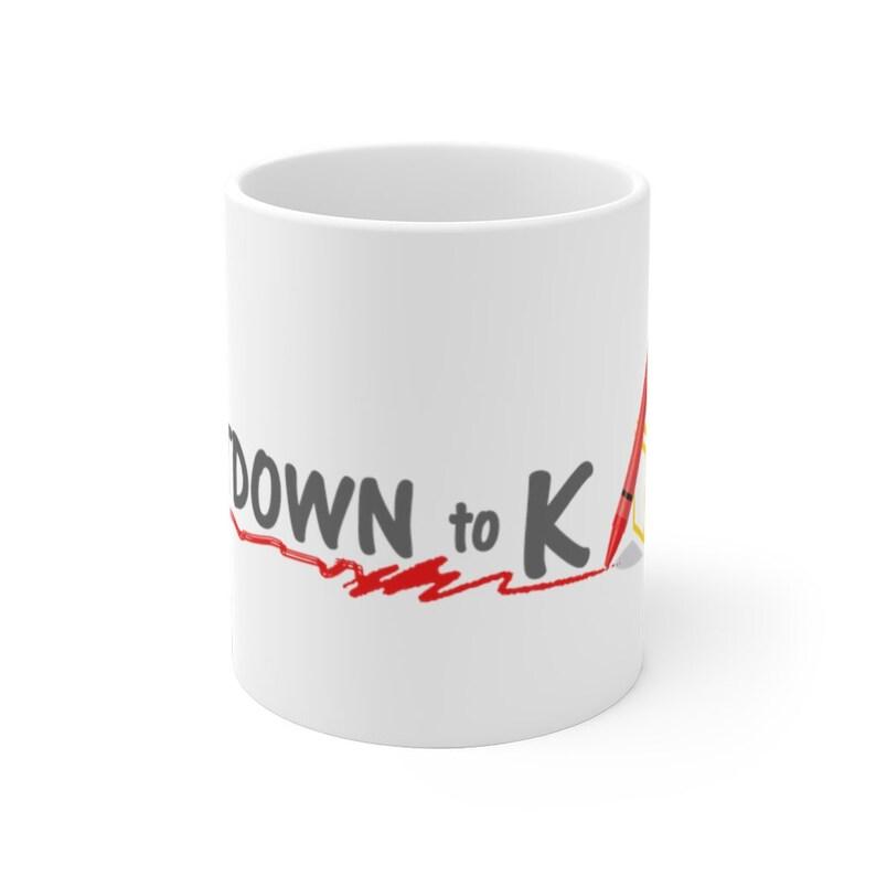 White Ceramic Mug image 0
