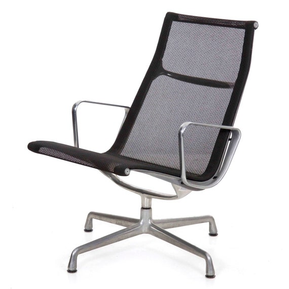 Groovy Eames Lounge Chair Aluminum Easy Chair Vintage Mid Century Modern Charles And Ray Eames For Herman Miller Aluminum Group Gamerscity Chair Design For Home Gamerscityorg