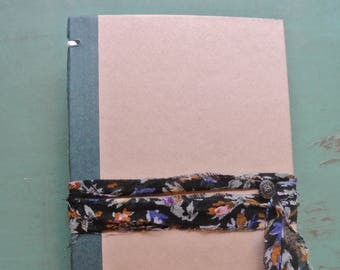 hand bound art journal