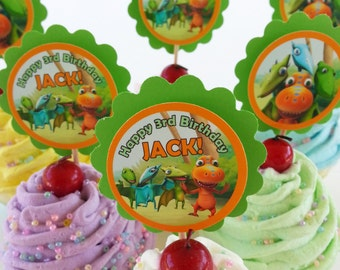 Incredible Dinosaur Train Cake Etsy Funny Birthday Cards Online Alyptdamsfinfo