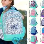 Personalized Backpack, Viv & Lou® Backpack, Monogram Backpack, Floral Backpack, Parker, Petal, Beachy, Sorbet, DayDream, Sophie, Confetti