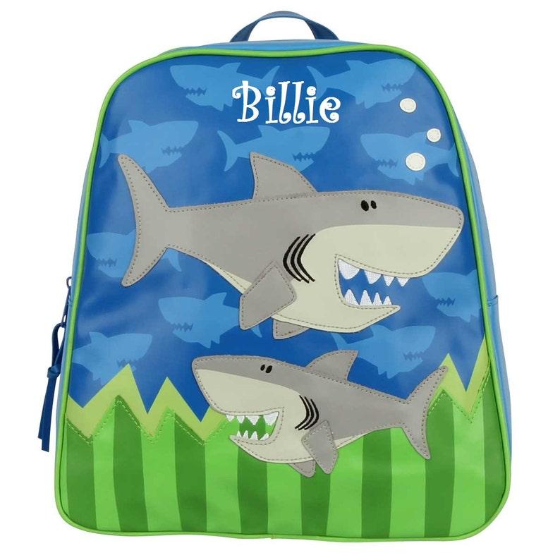 Shark GO GO TODDLER Backpack Stephen Joseph® Toddler image 0