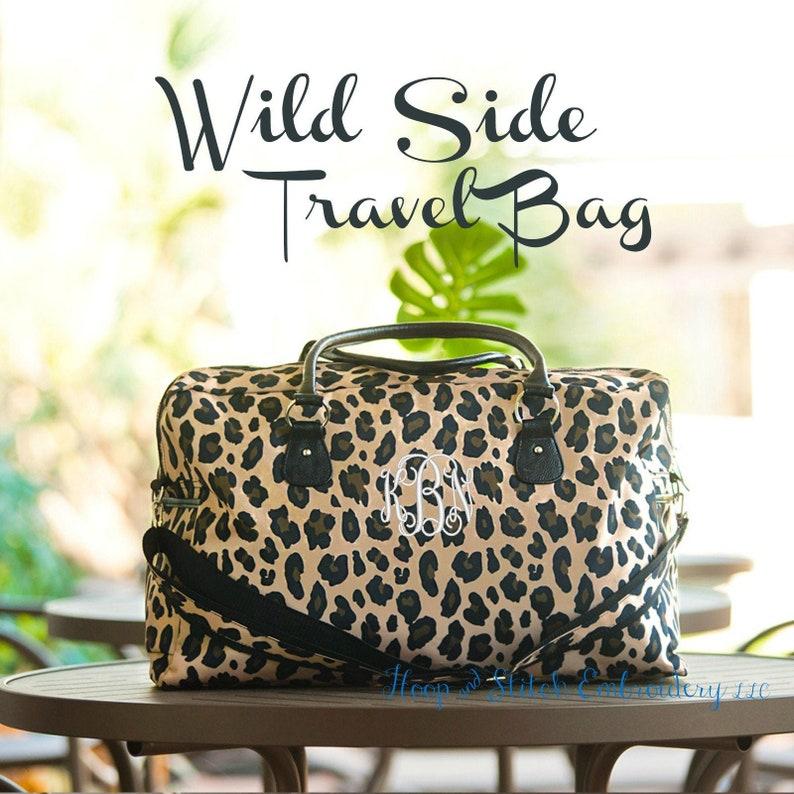 Wild Side Viv & Lou® Weekender Leopard Weekender Leopard image 0