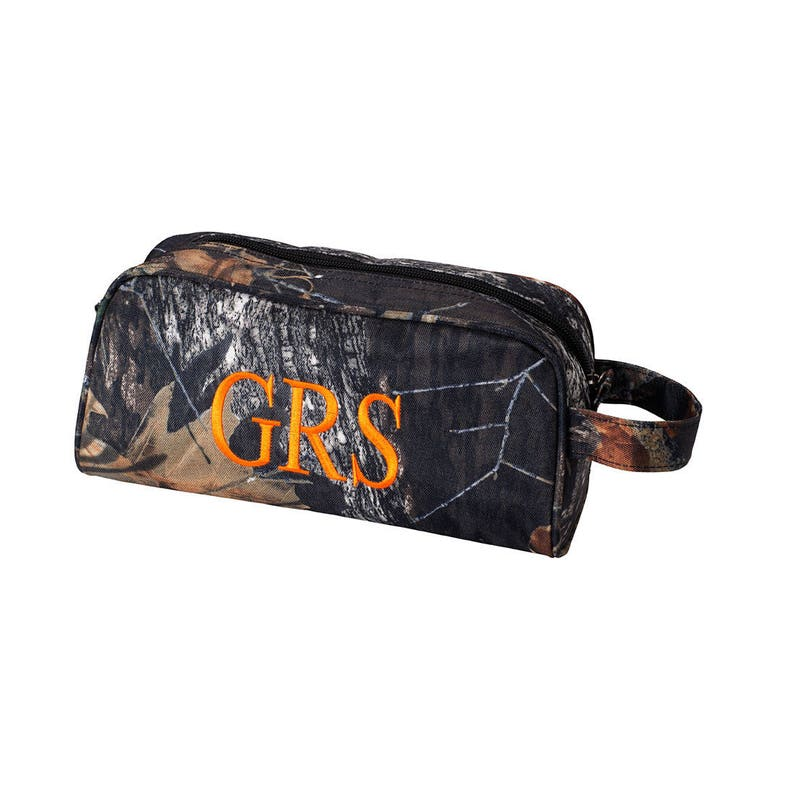 Woods Camo Travel Bag or Pencil CaseTravel Bag or Pencil Case image 0