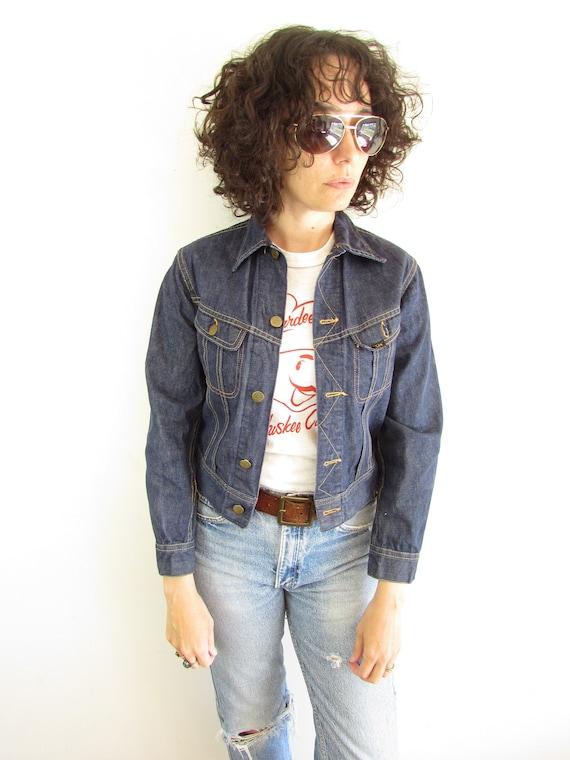 Vintage Lee 109-JY Denim Jacket 1960s Union Made I