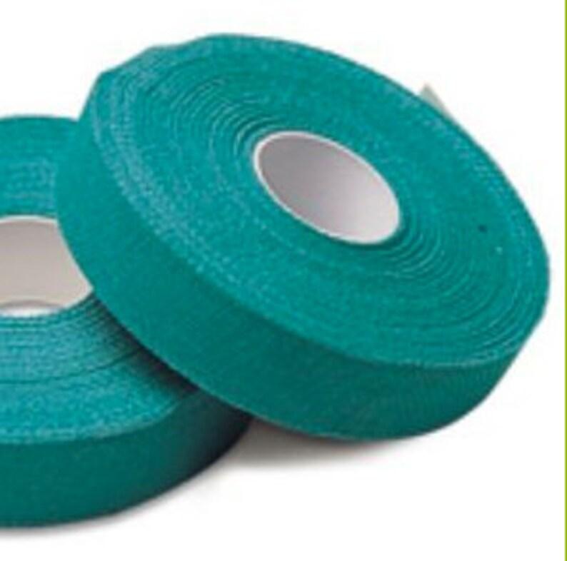 FINGER PRO Tape  2 ROLLS / each roll is 3/4 inch x 90 Ft  image 0
