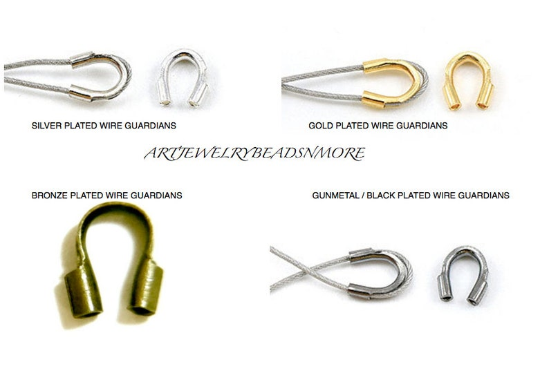 200 5x4x1mm SILVeR/GOLD/ BRONZE or GUNMeTAL  BRASS Wire image 0