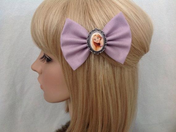 Cheveux Emmêlés Noeud Clip Rockabilly Psychobilly Disney