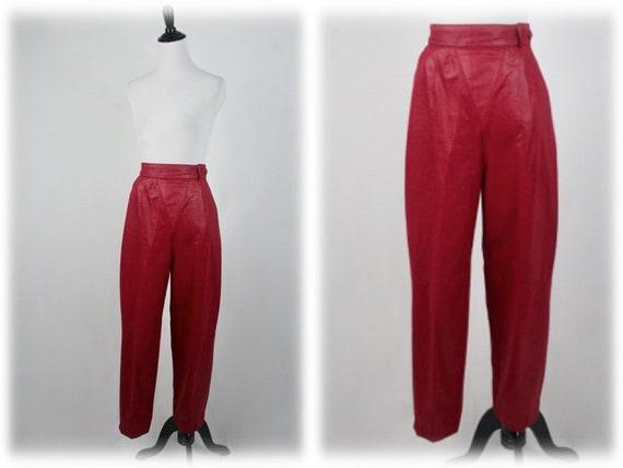 1980s Pants and Jacket Set City Girl Pant Suit - image 8