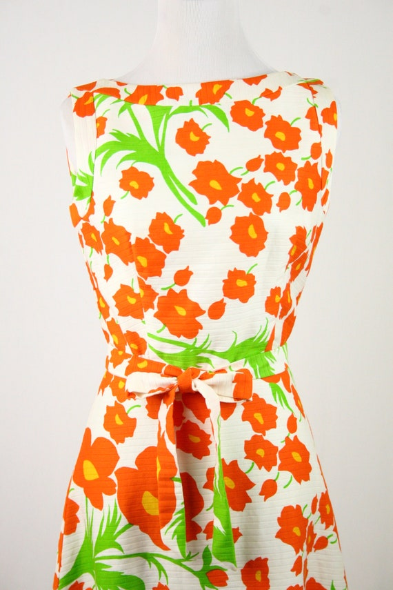 1970s Hawaiian Dress Maxi Dress by Malia Honolulu - image 5