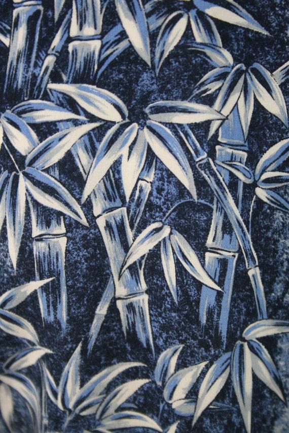 Vintage Aloha Shirt Rayon Puritan Shirt Medium - image 9