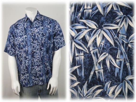 Vintage Aloha Shirt Rayon Puritan Shirt Medium - image 1
