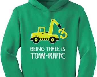 Teeburon Forklift Driver Hashtag Hoodie