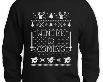 Gaming Kersttrui.Ugly Sweater Contest Etsy