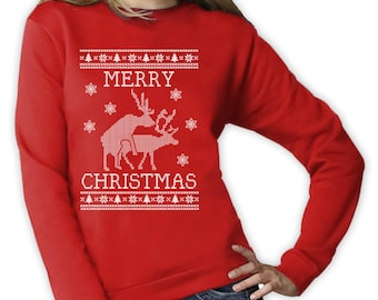 offensive ugly xmas etsy - Offensive Ugly Christmas Sweater