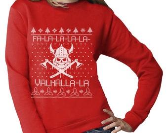 Vikings Ugly Sweater Etsy