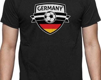 Germany Soccer Team Deutschland Fans T-Shirt 470de5b22