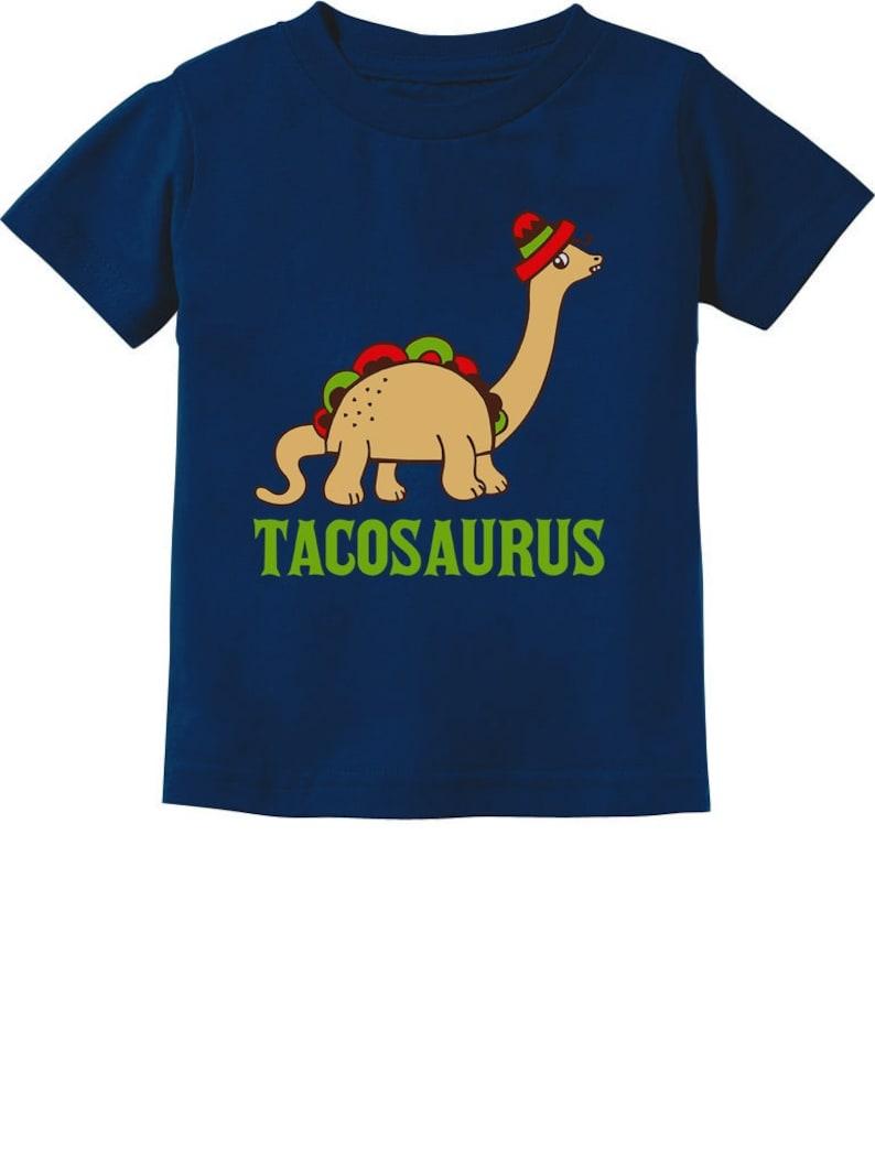 4bc56c72 Tacosaurus Taco Stegosaurus Funny Taco Dinosaur Toddler Kids | Etsy