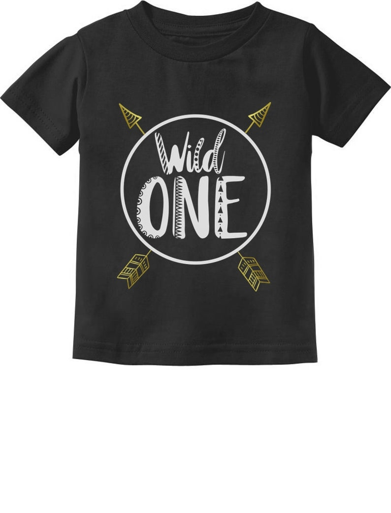 Wild One Baby Boys Girls 1st Birthday Gifts Year Old