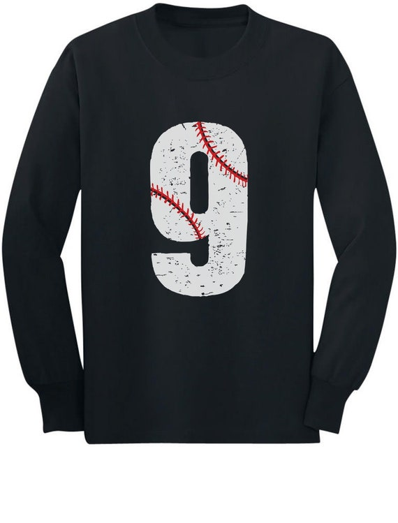 9th Birthday Gift For Nine Year Old Baseball Fan Youth Kids