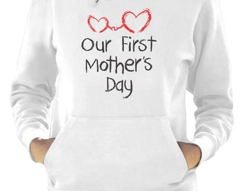 Our First Mother's Day Women's Hoodie