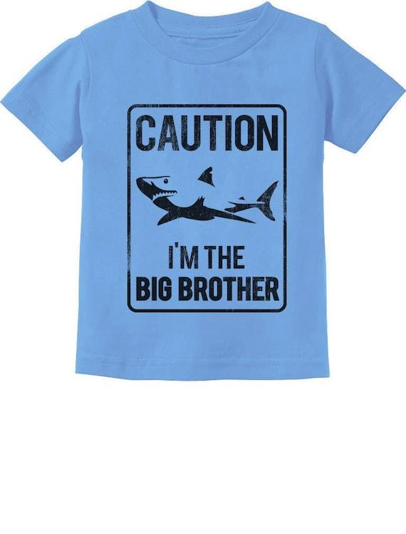 Shark Sign Caution It/'s My Birthday Gift Idea Toddler Kids T-Shirt Shark Lovers