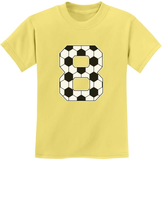 Tstars 8 /& Awesome Looks Like 8 Year Old Birthday Gift Youth Kids Long Sleeve Shirt