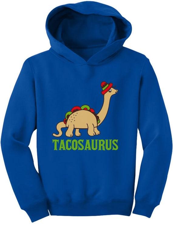 Tacosaurus Dinosaur Taco Infant Bodysuit Fun Birthday Gift Idea