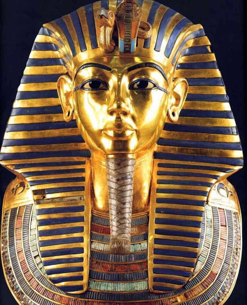 Tutankhamun Blue Lotus Attar 2019 image 0