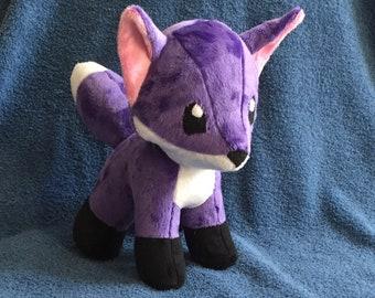 Kitsune Fox Stuffed Animal Plush