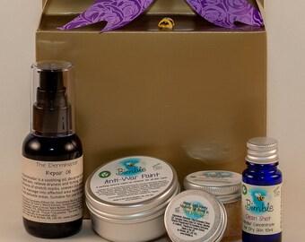 Bimble 'Get the Glow' Facial Skincare Gift Set