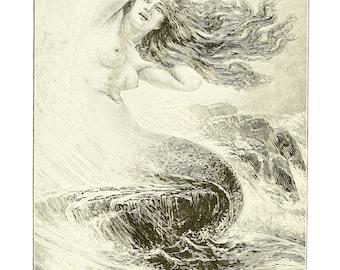 Sea Fables Mermaid
