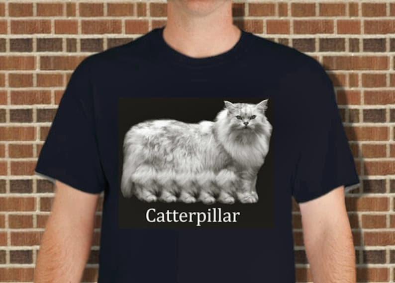 Catterpillar T-Shirt image 0