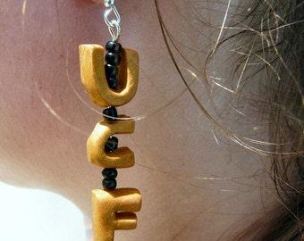 UCF Earrings