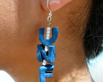 UNF Earrings