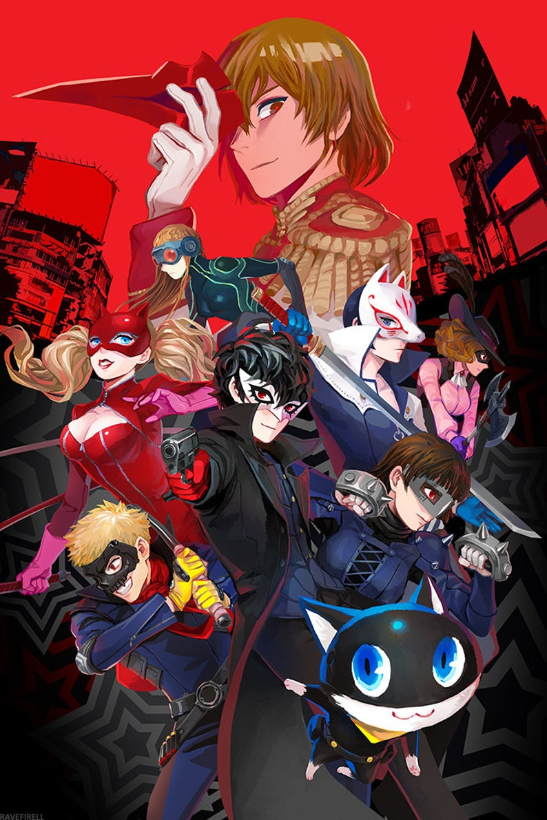 Persona 5 Poster