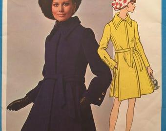 2003 Vintage Vogue Americana Designer James Galanos Pattern Size 14