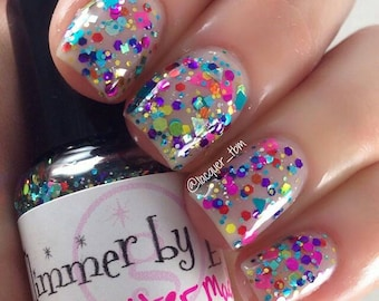 Custom Nail Polish Etsy