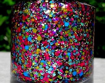 Happy hand made custom nail polish