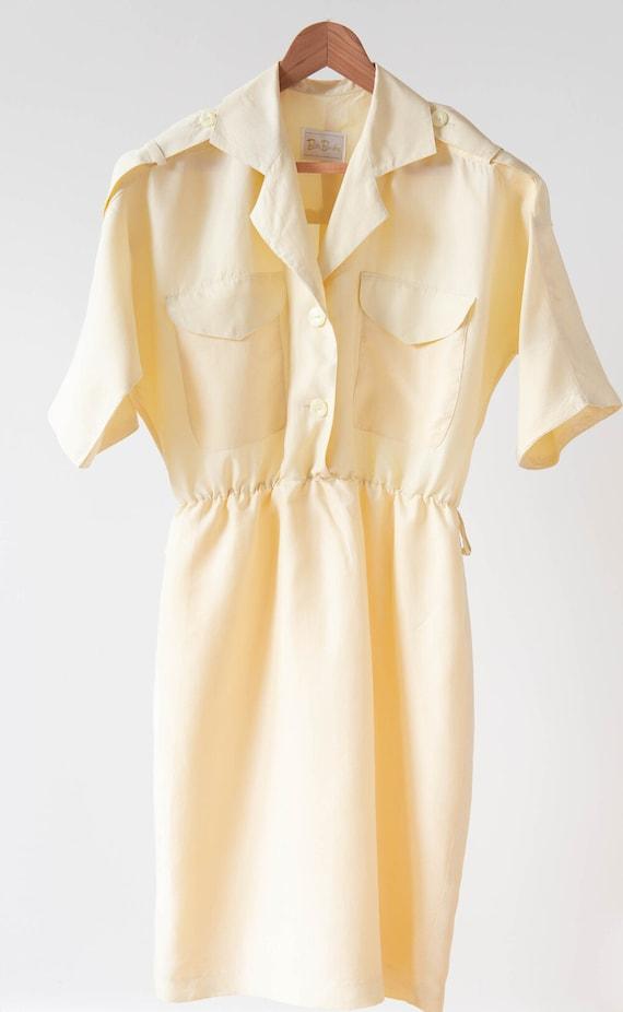 Betty Barclay vintage silk dress