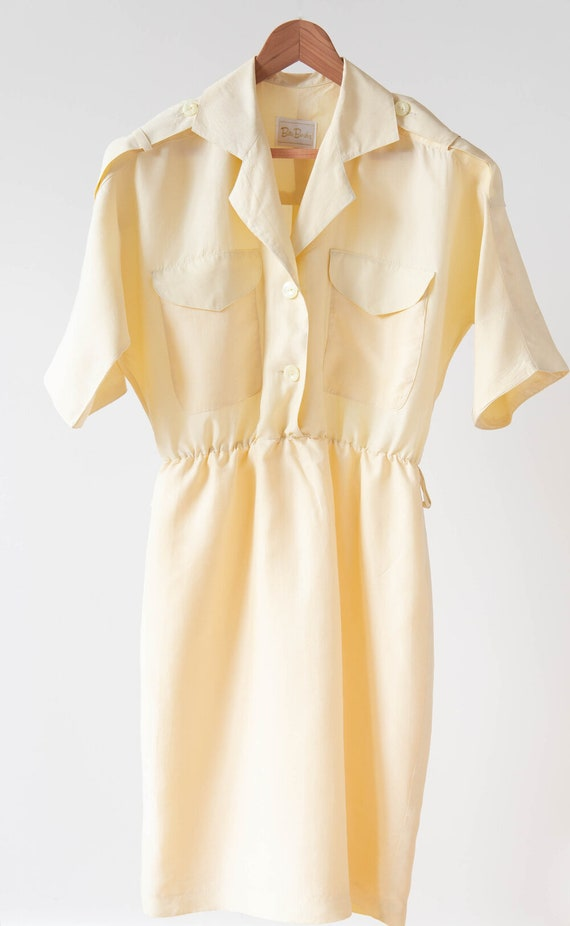Betty Barclay vintage silk dress