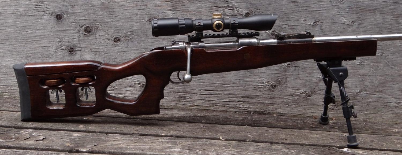 Yugoslavian mauser k98  Yugoslavian M48A  2019-07-01