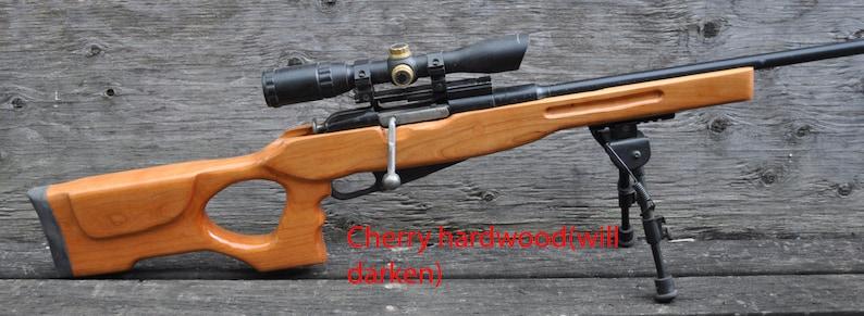 Mauser hybid stock design