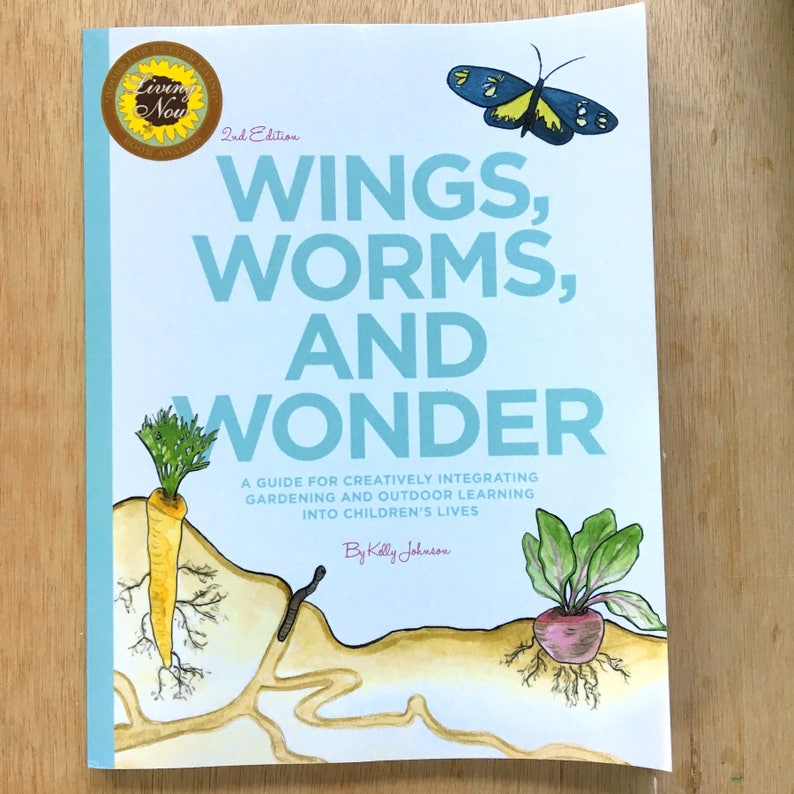 Wings Worms and Wonder: A guide for creatively integrating image 0