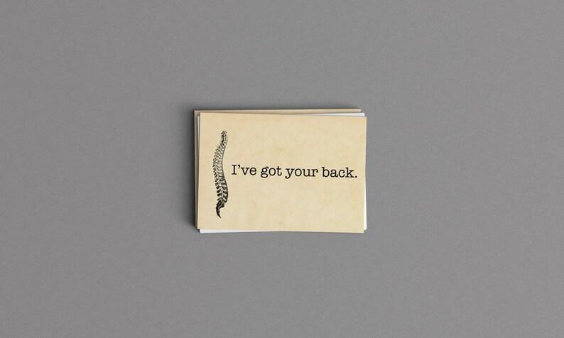 I/'ve Got Your Back 11x14 Digital Download