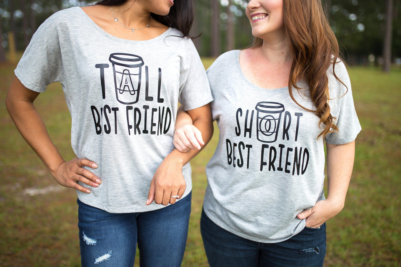 94624eae Best Friend Gift Best Friend Best Friend Shirts Matching | Etsy